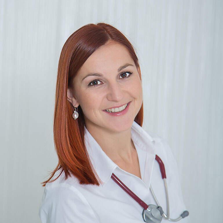 Sabine Perl spezialisiert auf Gefäße in Graz Eggenberg Pro Doc